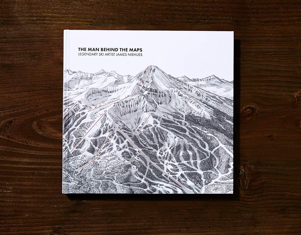 James Niehaus, ski maps, ski trail maps, The Man Behind the Maps
