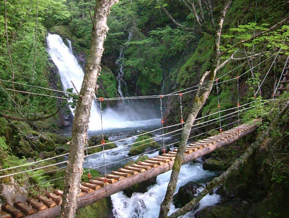 Gifu prefecture, Japan, timeless Japan, Goshikigahara