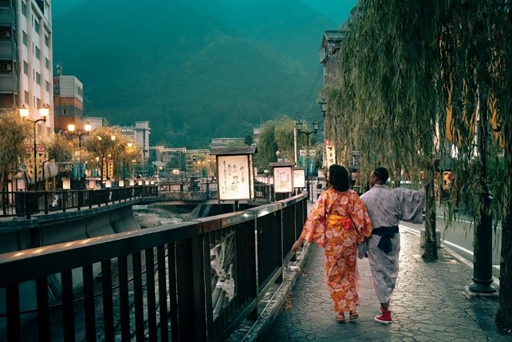 Visit Gifu, Gifu, Japan, hot springs in Japan