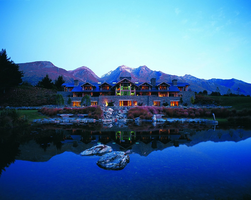 Blanket Bay, Glenorchy, New Zealand, Relais Chateaux, luxury lodges
