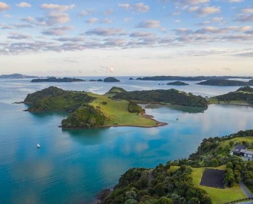Paroa Bay, Bay of Islands, luxury lodges, absolute best lodges, New Zealand