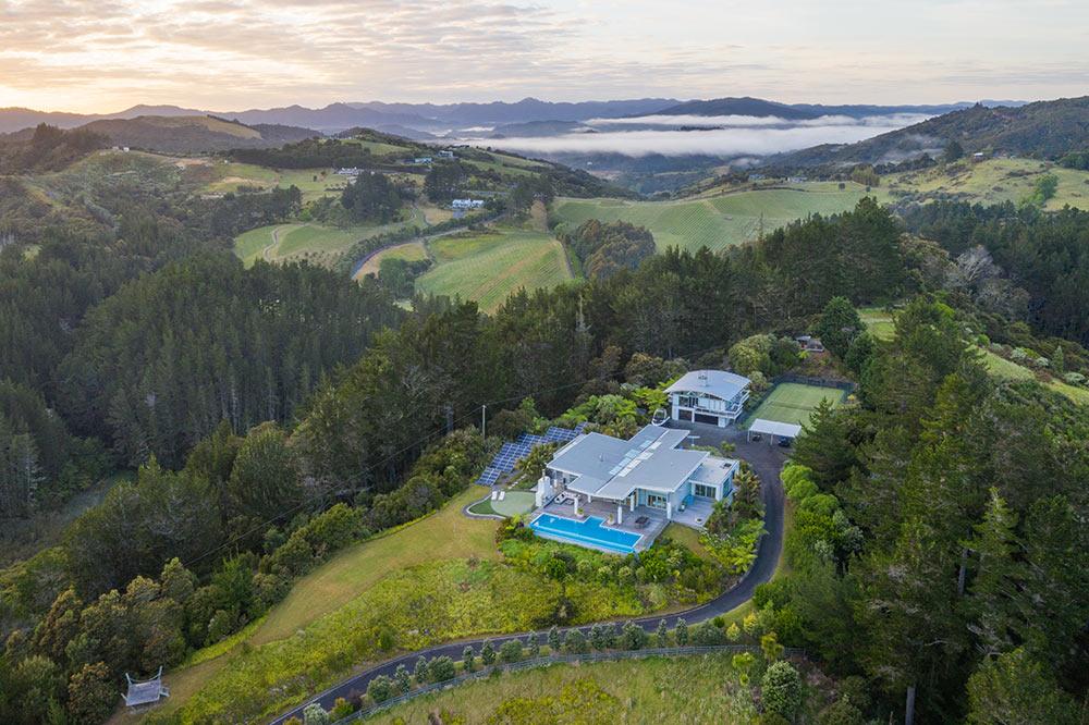 Bay of Islands, Paroa Bay, New Zealand, luxury lodges, absolute best luxury lodges