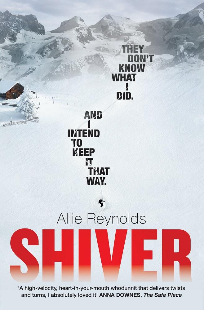 Shiver, Allie Reynolds, best seller, book review