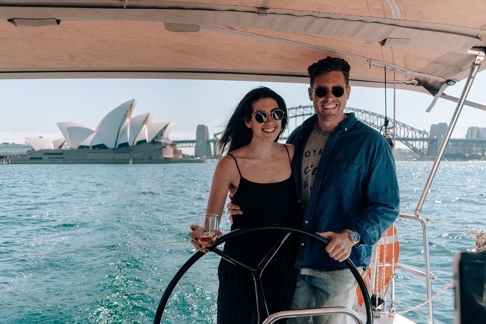 Sydney Harbour, yacht stay, luxury yachts, Sydney by Sail