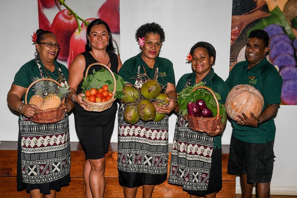 Flavours of Fiji, Fiji, International Women's Day