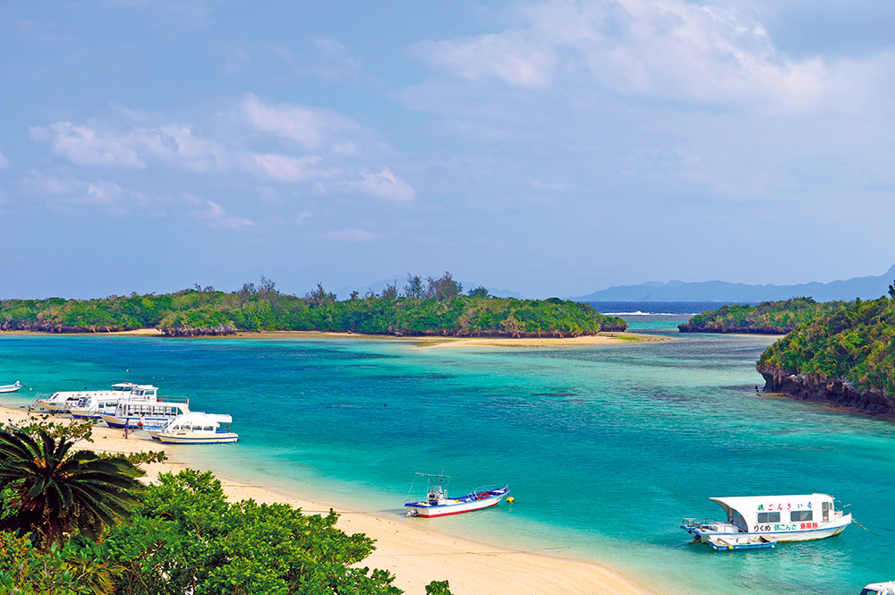 Okinawa, Japan, Kabira Bay, The Finer Things in Travel