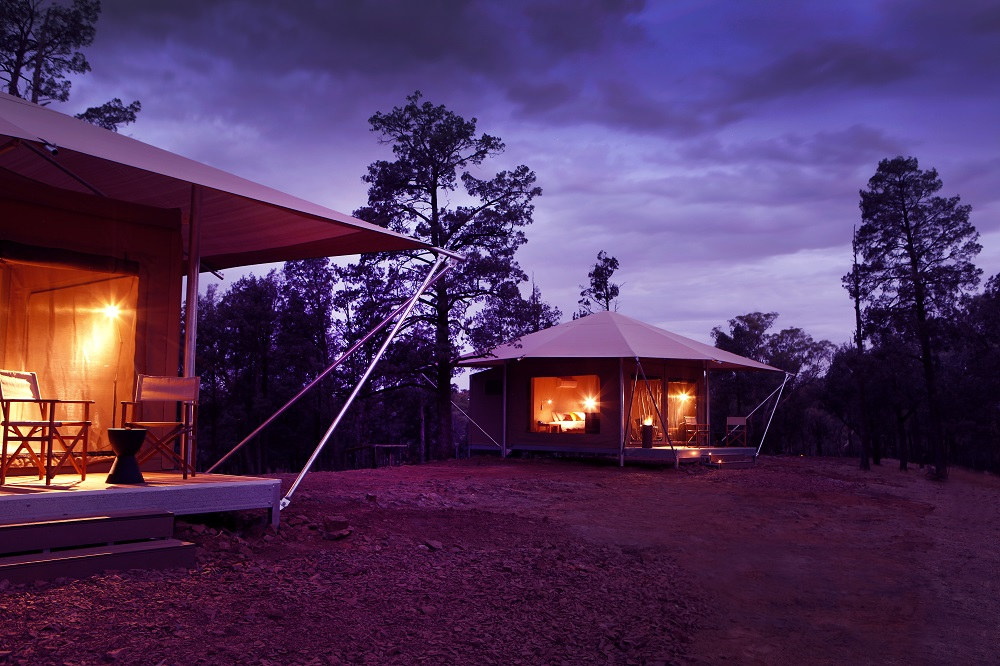 Wilpena Pound, Ikara Safari Camp, South Australia