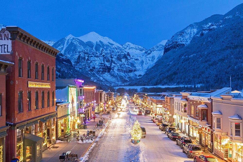 Telluride, Colorado, Ski Telluride, Telluride Ski Resort