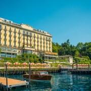 Grand Hotel Tremezzo, Italy, Lake Como