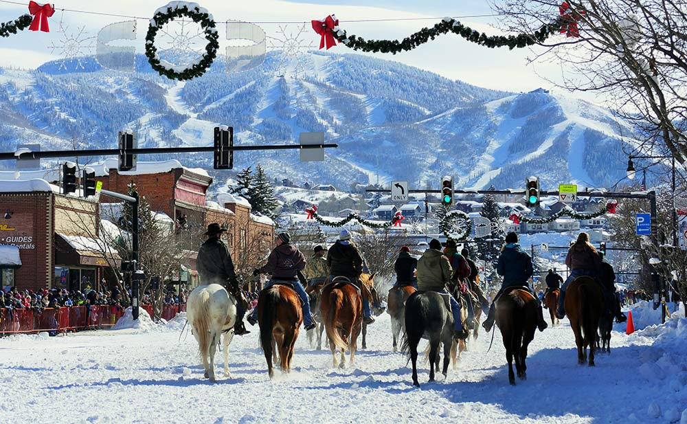 Steamboat Springs, Colorado, Winter Carnival, ski and snowboard, Helen Hayes