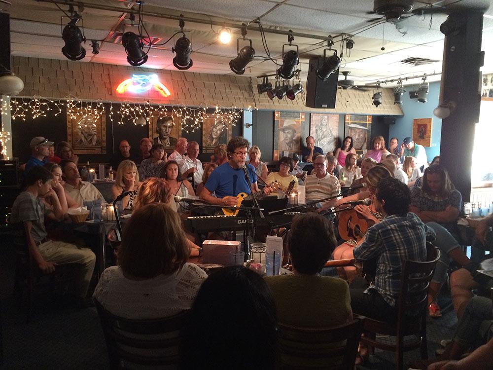 Nashville, Tennessee, Bluebird Cafe