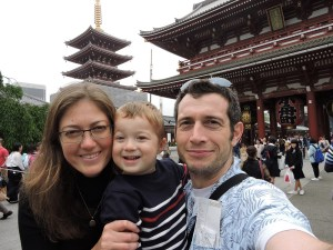 InsideJapan, family Japan
