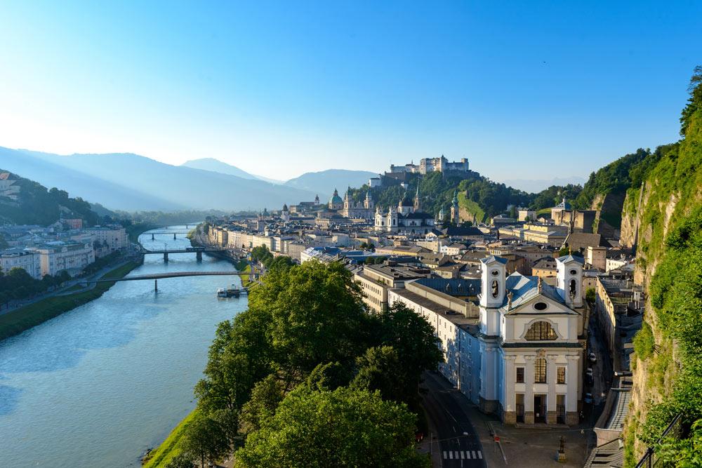 Salzburg, Salzburg Tourism, Sound of Music