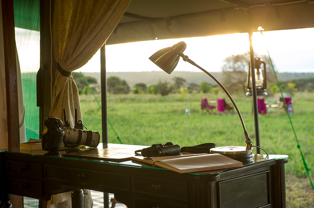 Serengeti, Tanzania, Nasikia Camps