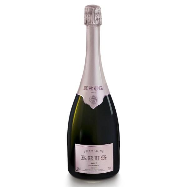 Krug Rose Edition 21 NV 75cl Gift Box Buy Champagne same