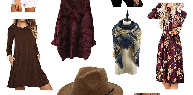 Women's Casual Fall Fashion Finds Under $35