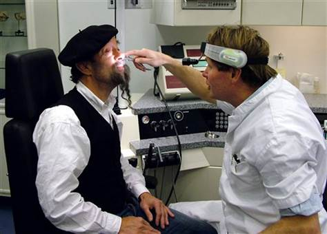 Wine Taster's Nose Insured For Millions..