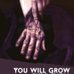 Cover image: You Will Grow Into Them. A woman pulls on a glove of human skin. Her hand becomes that of a man.