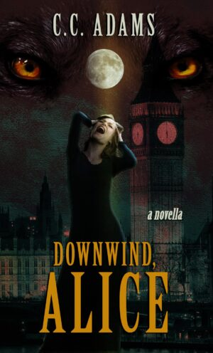 Cover image: Downwind Alice, by C.C. Adams