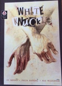 White Knuckle cover