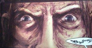 Eyes of a killer
