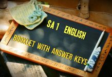 AP SA 1 English Paper Answer Keys released for Summative Exams OMR Sheets