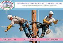 TS TRANSCO Junior Lineman JLM notification released, apply at tstransco.cgg.gov.in