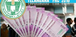 Telangana PRC 2018 from July for State Govt Employees