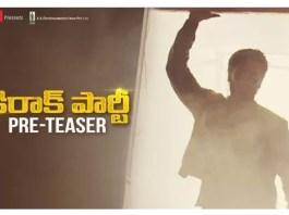 Nikhil Siddharth Kirrak Party Pre Teaser released