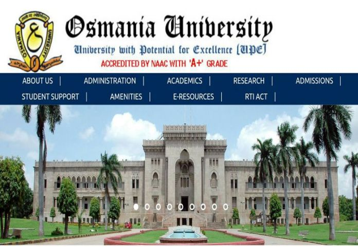 OU CDE PG June 2017 Exam results declared, Download Now