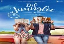 Saqib Saleem and Taapsee Pannu Dil Juunglee Movie First Look Poster Released