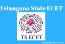 TS ECET 2018 Schedule Released, Apply Online at @ ecet.tsche.ac.in