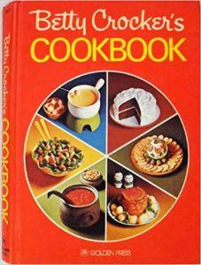 Betty Crocker Cookbook 1975
