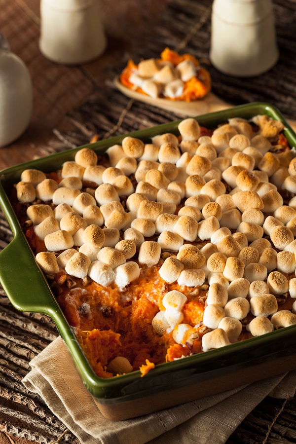 Holiday Sweet Potatoes