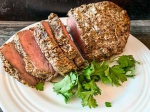 Beef Tenderloin Cooked
