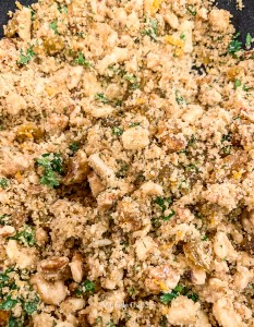 Breadcrumb Mixture