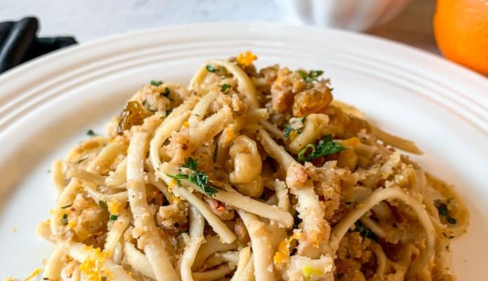 Spaghetti di San Giuseppe