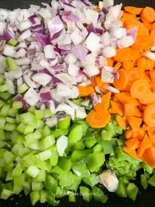 olBolognese Sauce Vegetables