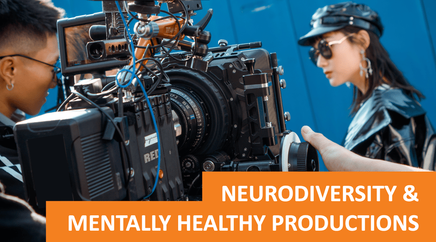 mental health in film and tv: header
