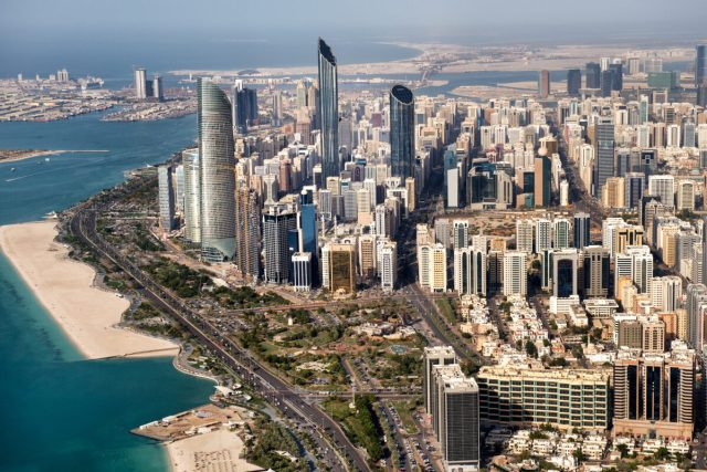 Abu Dhabi is the capital of the United Arab Emirates (UAE)