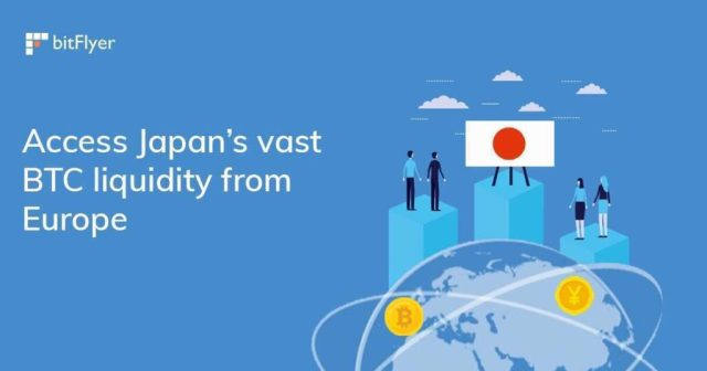 bitFlyer Europe launches cross-border trading with Japan