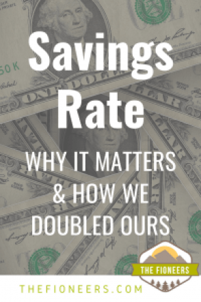 Savings Rate Image