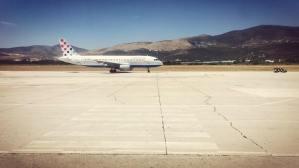 Latanie chyba nigdy mi si nie znudzi croatia split airplanehellip