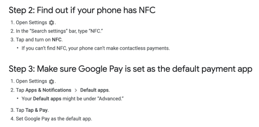 Google Pay NFC2