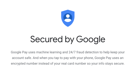 Google Pay Safe