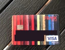 FRANK OCBC Debit Card