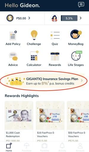 Gigantiq PolicyPal Signup 7