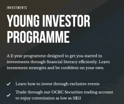 OCBC Young Investor Programme