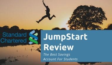 Standard Chartered JumpStart Review