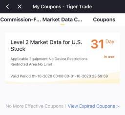 Tiger Brokers Registration Reward
